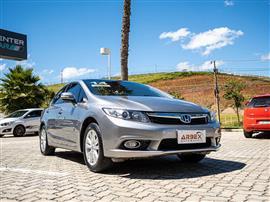 Honda Civic Sedan LXR 2.0 Flexone 16V Aut. 4p 2014/2014