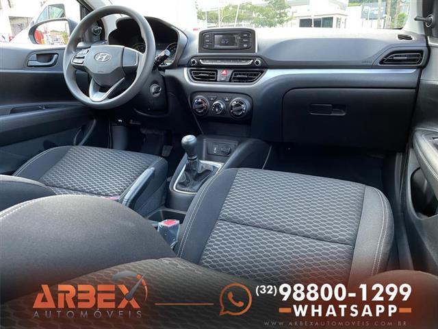 Hyundai HB20 Sense 1.0 Flex 12V Mec. 2021/2022