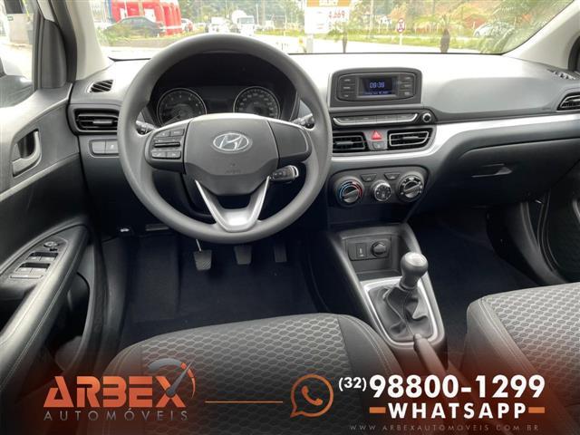Hyundai HB20 Vision 1.0 Flex 12V Mec. 2021/2022