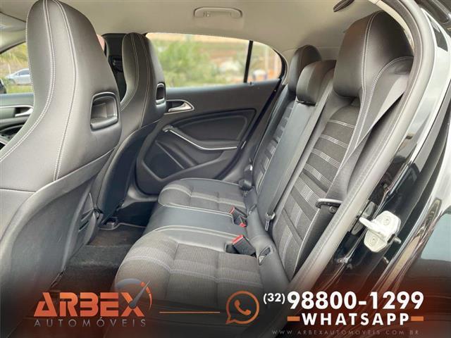 Mercedes-Benz GLA 200 Advance 1.6/1.6 TB 16V Flex Aut. 2017/2018