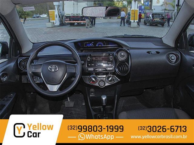 Toyota ETIOS X Sedan 1.5 Flex 16V 4p Aut. 2019/2020