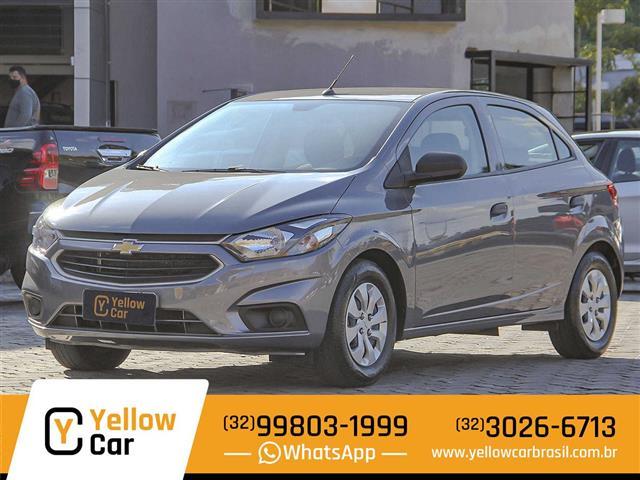 Chevrolet JOY Hatch 1.0 8V Flex 5p Mec. 2020/2020