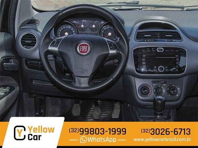 Fiat Punto ATTRACTIVE 1.4 Fire Flex 8V 5p 2014/2015