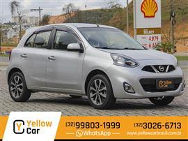 Nissan MARCH SL 1.6 16V Flex Fuel 5p 2014/2015