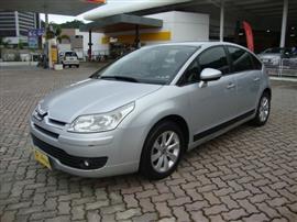 Citroën C4 GLX 1.6 Flex 16V 5p Mec. 2010/2011