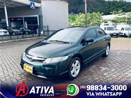 Honda Civic Sedan LXS 1.81.8 Flex 16V Mec. 4p 2007/2007