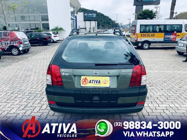 Fiat Palio Week. Adv/Adv TRYON 1.8 mpi Flex 2008/2008
