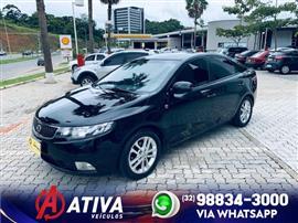 Kia Motors Cerato 1.6 16V Aut. 2011/2012