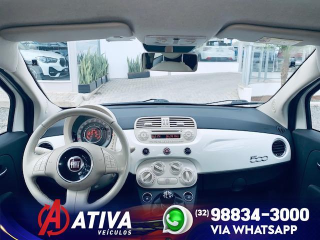 Fiat 500 Cult 1.4 Flex 8V EVO Mec. 2013/2014