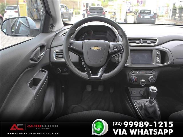 Chevrolet PRISMA Sed. LT 1.4 8V FlexPower 4p 2017/2018