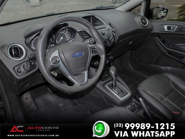 Ford Fiesta TIT.TIT.Plus 1.6 16V Flex Aut. 2014/2015