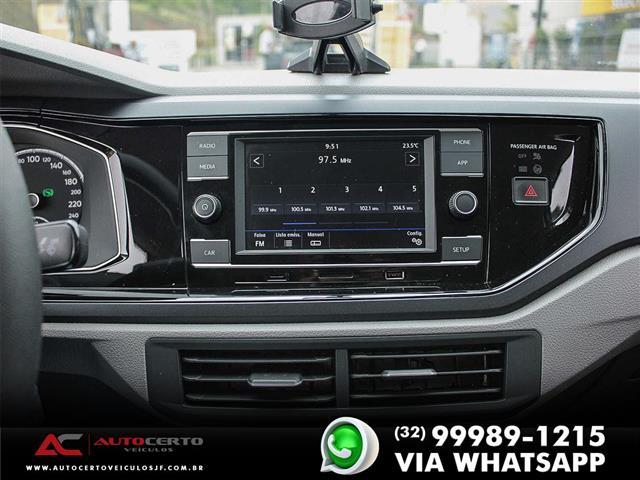 VolksWagen VIRTUS Comfort. 200 TSI 1.0 Flex 12V Aut 2018/2019