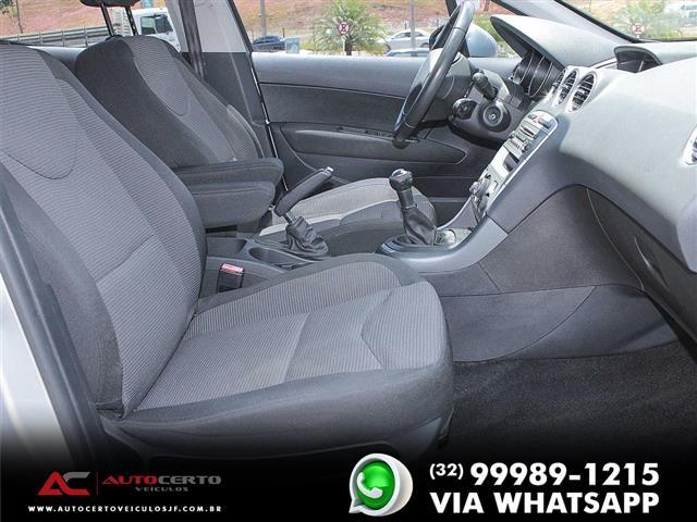 Peugeot 308 Allure 1.6 Flex 16V 5p Mec. 2013/2013