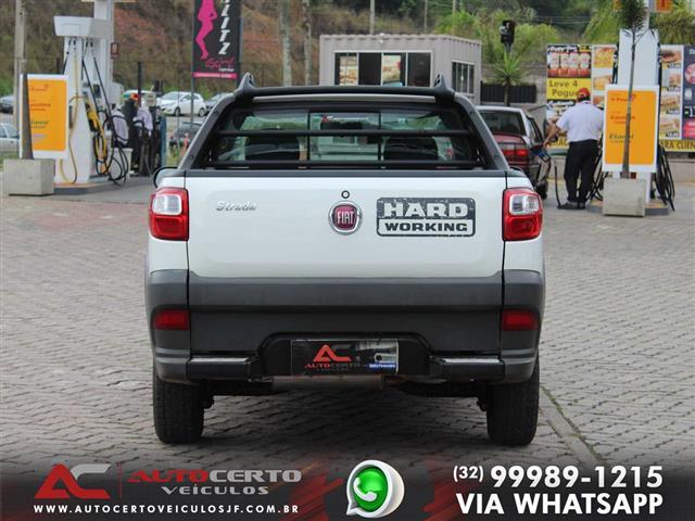 Fiat Strada Working HARD 1.4 Fire Flex 8V CD 2019/2019