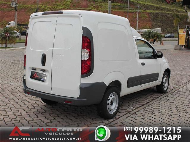 Fiat Fiorino Furgão Work. HARD 1.4 Flex 8V 2p 2019/2019