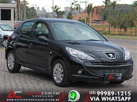 Peugeot 207 XS 1.6 Flex 16V 5p Aut. 2010/2011