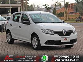 Renault SANDERO Authentique Flex 1.0 12V 5p 2019/2020