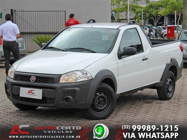 Fiat Strada Working HARD 1.4 Fire Flex 8V CS 2018/2018