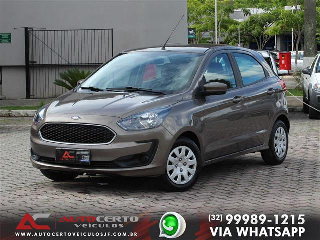 Ford KA 1.0 SE Flex 5p 2019/2019