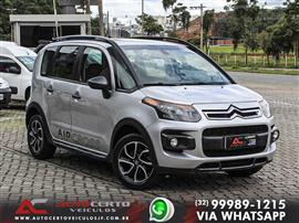 Citroën AIRCROSS Exclusive 1.6 Flex 16V 5p Aut. 2014/2015