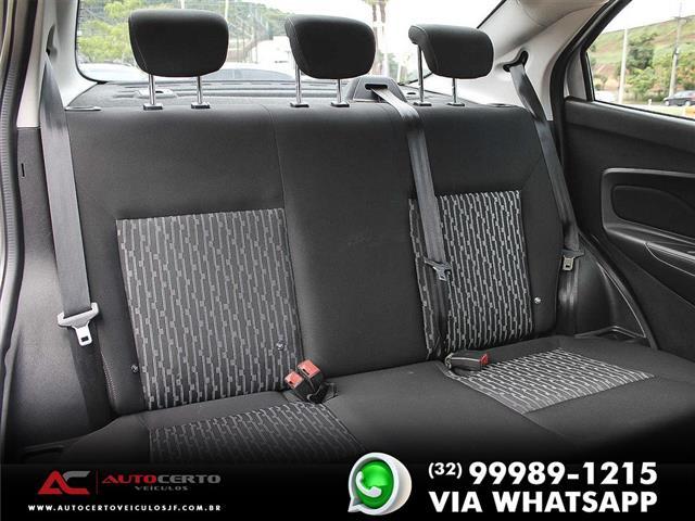 Ford KA 1.5 Sedan SE Plus 12V Flex 4p Mec. 2018/2019