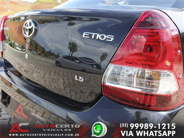 Toyota ETIOS X Plus Sedan 1.5 Flex 16V 4p Aut. 2018/2019