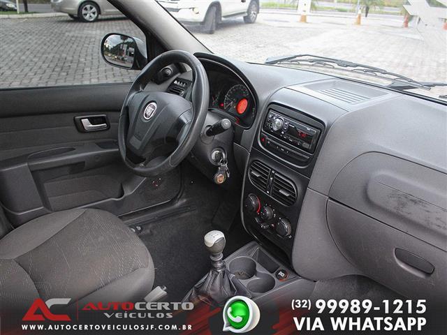 Fiat Siena EL 1.0 mpi Fire Flex 8V 4p 2014/2014