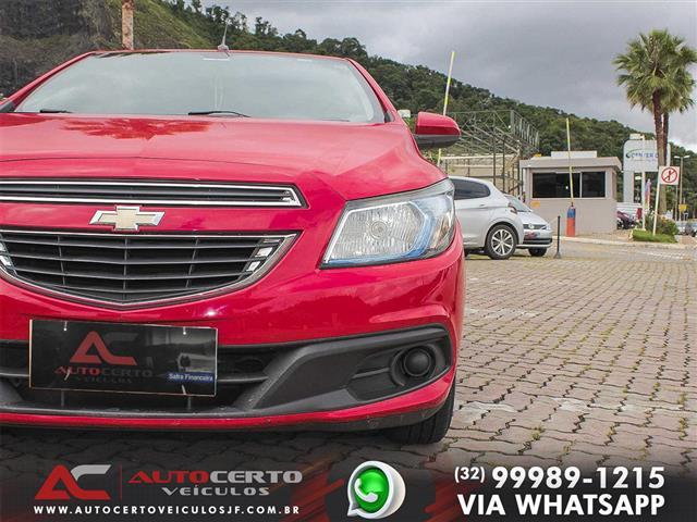 Chevrolet PRISMA Sed. LT 1.4 8V FlexPower 4p 2013/2014