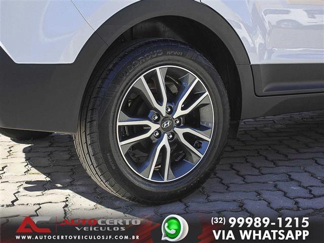 Hyundai Creta Pulse 1.6 16V Flex Aut. 2017/2017