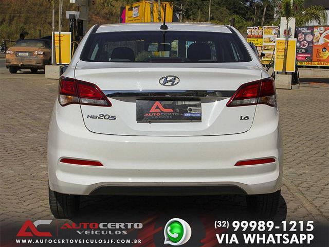 Hyundai HB20S C.PlusC.Style 1.6 Flex 16V Mec.4p 2018/2019