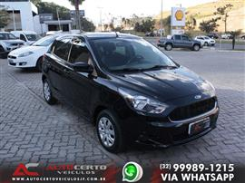 Ford KA 1.5 SESE PLUS 16V Flex 5p 2017/2018
