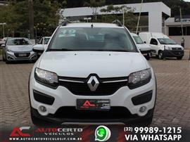 Renault SANDERO STEPWAY EXP. Flex 1.6 16V 5p 2018/2019