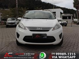 Ford Fiesta Sedan SE 1.6 16V Flex 4p 2012/2013