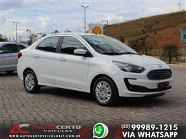 Ford KA 1.5 SE Plus 12V Flex 5p Aut. 2019/2020