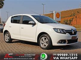 Renault SANDERO Dyna. EasyR Hi-Flex 1.6 8V 2014/2015