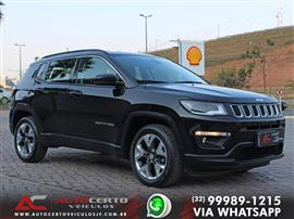 Jeep COMPASS LONGITUDE 2.0 4x2 Flex 16V Aut. 2019/2019