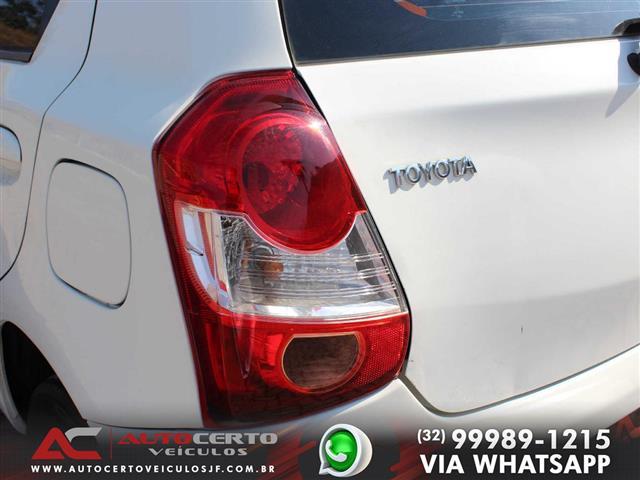 Toyota ETIOS X 1.3 Flex 16V 5p Mec. 2014/2014