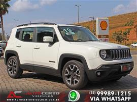 Jeep Renegade Longitude 1.8 4x2 Flex 16V Aut. 2019/2019