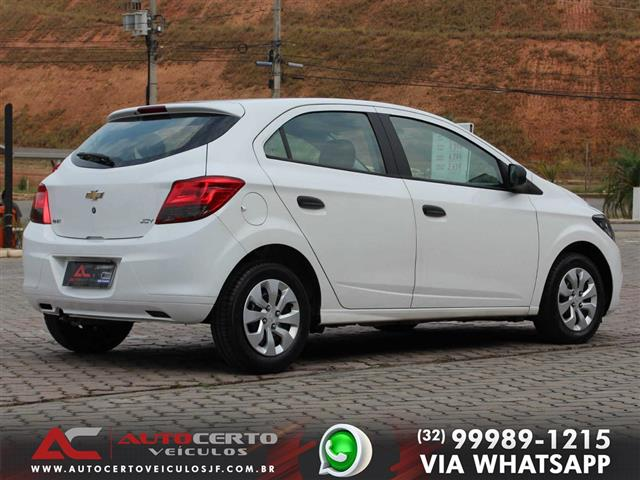 Chevrolet ONIX HATCH Joy 1.0 8V Flex 5p Mec. 2018/2019