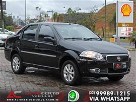 Fiat Siena ELX 1.4 mpi Fire Flex 8V 4p 2010/2010