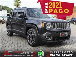 Jeep Renegade Longitude 1.8 4x2 Flex 16V Aut. 2018/2018