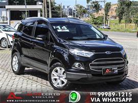 Ford EcoSport TITANIUM 2.0 16V Flex 5p Aut. 2014/2014