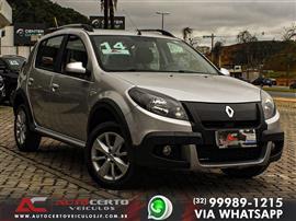 Renault SANDERO STEPWAY Hi-Power 1.6 8V 5p 2013/2014