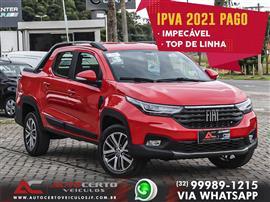Fiat Strada Volcano 1.3 Flex 8V CD 2020/2021