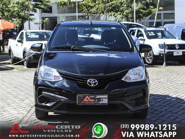 Toyota ETIOS X 1.3 Flex 16V 5p Aut. 2017/2018