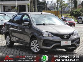 Toyota ETIOS X Plus Sedan 1.5 Flex 16V 4p Aut. 2019/2020