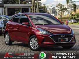Hyundai HB20 Evolution 1.0 Flex 12V Mec. 2019/2020