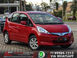 Honda Fit LX 1.4/ 1.4 Flex 8V/16V 5p Aut. 2014/2014