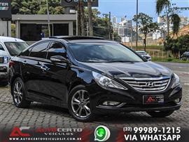 Hyundai Sonata 2.4 16V 182cv 4p Aut. 2011/2012