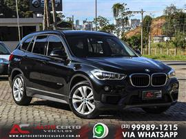 BMW X1 SDRIVE 20i 2.0/2.0 TB Acti.Flex Aut. 2016/2016